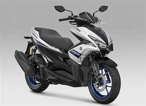 Yamaha Aerox 155 R-version  Ina