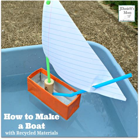 How To Make A Boat Diy by How To Make A Boat With Recycled Materials Jdaniel4s