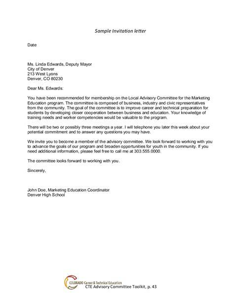 Sample invitation letter for south african visa