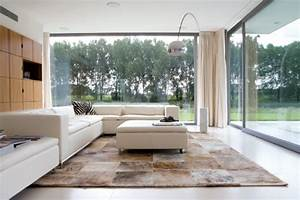 inspired flooring cowhide patchwork rugs the ace of With balkon teppich mit tapete patchwork