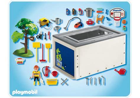 Garage De La Maison  4318a  Playmobil® France