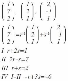Pks Wert Berechnen : zahlen pr fen vektoren komplanar mathelounge ~ Themetempest.com Abrechnung
