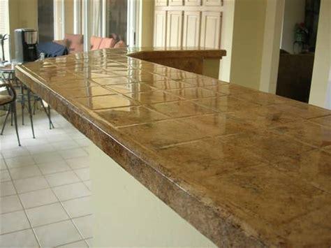 resurfacing tile countertops tile design ideas