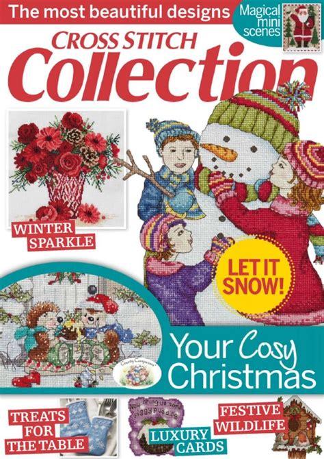 cross stitch collection uk december   ebooks