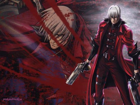 Devil May Cry Anime Images Devil May Cry Hd Wallpaper