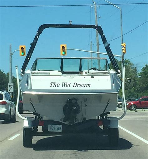 Boat Names Movies by 20 Clever And Funny Boat Names That Made The Whole Harbor