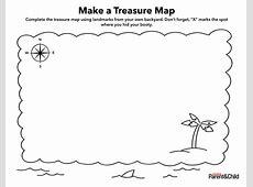 Make a Treasure Map Scholastic Parents
