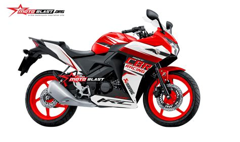 Modifikasi Cbr150r Merah by Modifikasi Motor Cbr 150 Merah Kumpulan Modifikasi Motor