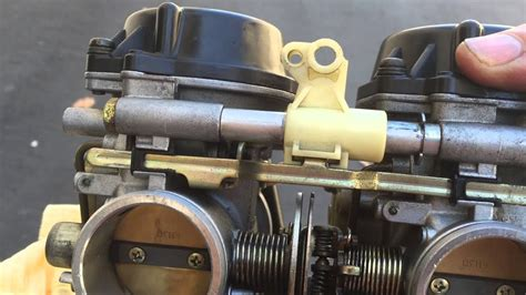 ducati ss carbs fuel inlet  excessive play youtube