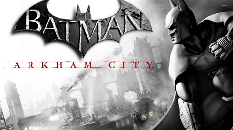 Batman Arkham City Wallpaper  Game Wallpapers #6530