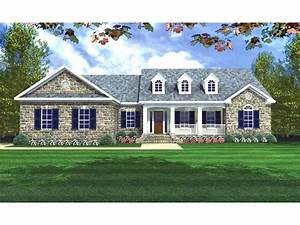 Beautiful Ranch Homes Ranch Style House Plans With Veranda