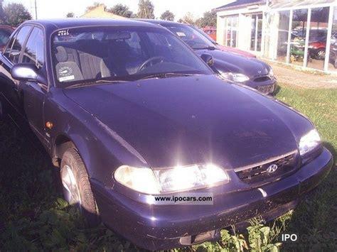 old car owners manuals 1996 hyundai sonata parking system 1996 hyundai sonata 2 0 gls car photo and specs