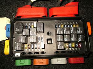 Rv Chassis Parts Used Bussmann Fuse Box P  N 32146
