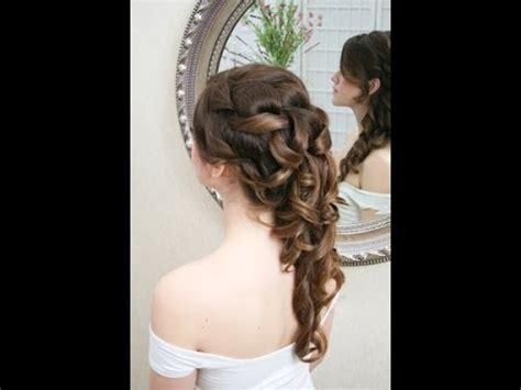 wedding hair video youtube