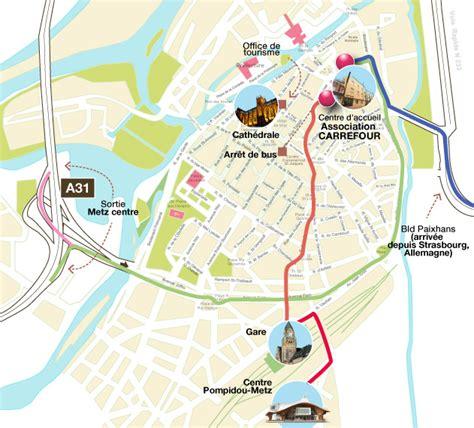 plan d 39 acces habitat association carrefour