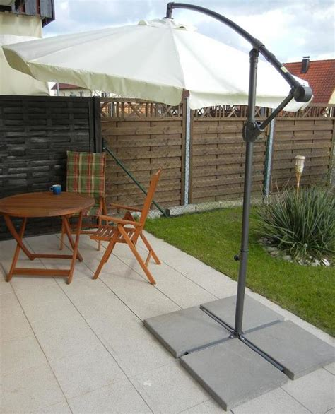 erdspieß für sonnenschirm elschirm f 252 r terrasse bestseller shop mit top marken