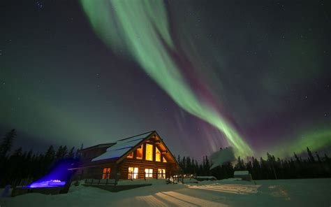 yukon canada best places to see the northern lights