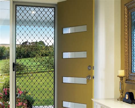 grilled security doors  windows lansdell glass