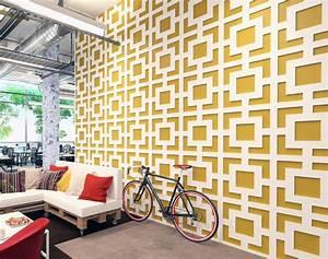 Mid Century Modern 3D Wall Panels - Moonwallstickers com