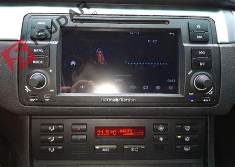bmw  sat nav autoradio de mode decran divise