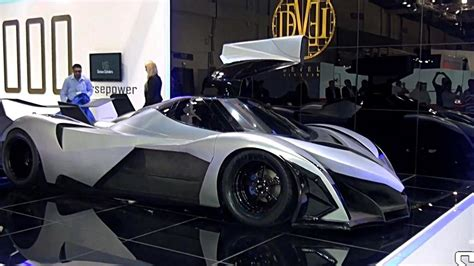 Devel Sixteen Has An American Engine, New Details Emerge