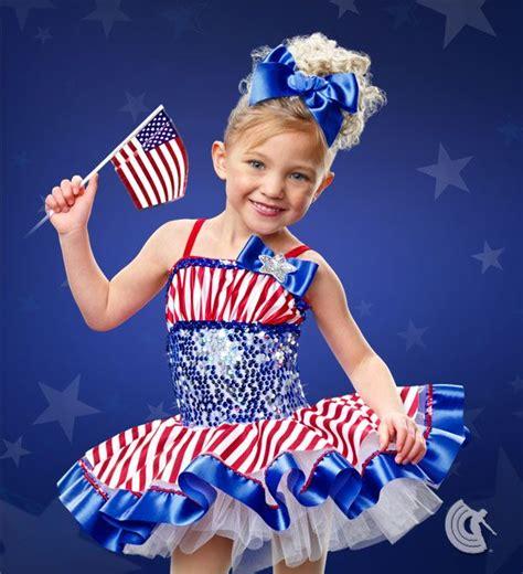 curtain call costumes patriotic pride blue nylon