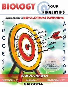 Biology   Your Fingertips  U2013 A Complete Guide For The
