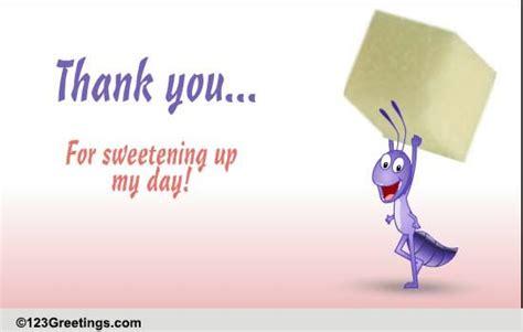 sweetening    congratulations