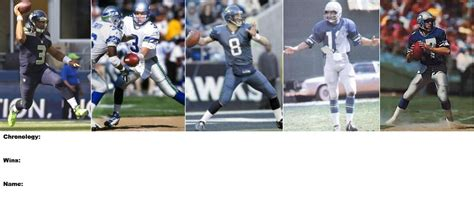 sort  seattle seahawks qbs picture click quiz