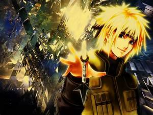 Yondaime Hokage : Minato The Yellow Flash - Naruto Wallpapers  Minato
