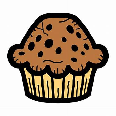 Muffin Vector Clipart Graphics