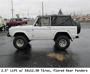 Stock Style Bumpers Toms Bronco Parts Early Bronco Parts For  Html