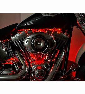 40 Led Motorcycle Light Kit