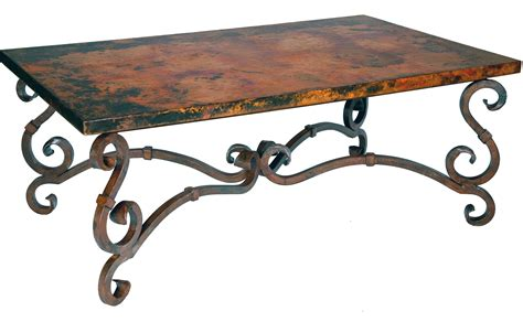 wrought iron stunning copper wrought iron furniture by prima