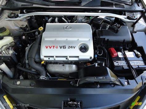 2002 Lexus Es 300 3.0 Liter Dohc 24 Valve Vvt-i V6 Engine