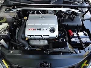 2002 Lexus Es 300 3 0 Liter Dohc 24 Valve Vvt