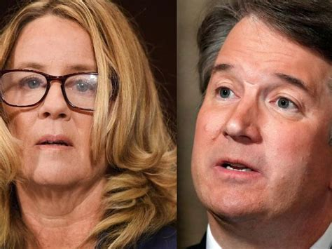 Christine Blasey Ford Tells Senators Brett Kavanaugh