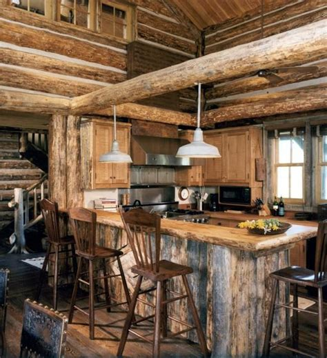 Small Log Cabin Kitchen Ideas by Small Cabin Kitchen Cabins