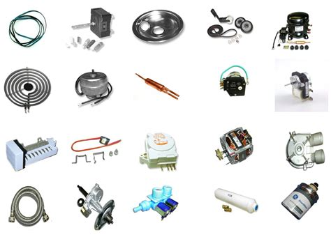 Appliances Replacement Parts appliance parts and repair company 5708 west seymour