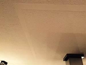 Bohrlöcher Schließen Ohne Streichen : decke streichen so klappt s ohne flecken und streifen ~ Orissabook.com Haus und Dekorationen