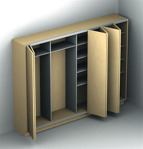 Sliding Folding Cabinet Doors by Sliding Door Fitting Silent Fold 40 Mf Flex Set In The