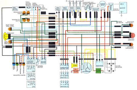 Wiring Diagram Honda Circuit