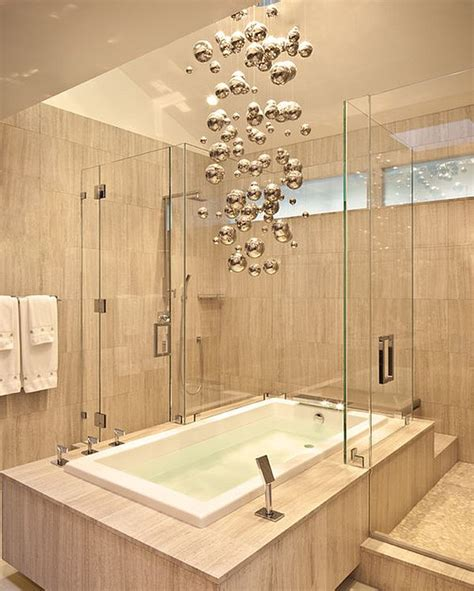 Unique And Cool Ideas For Bathroom Lighting Furniture