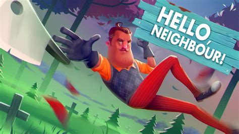 hello neighbor apk hello neighbor