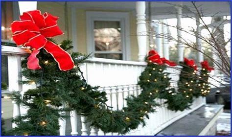 Balkon Deko Weihnachten by Balkon Dekoration Weihnachten
