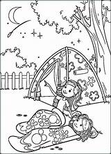 Coloring Camper Pages Printable Getcolorings sketch template