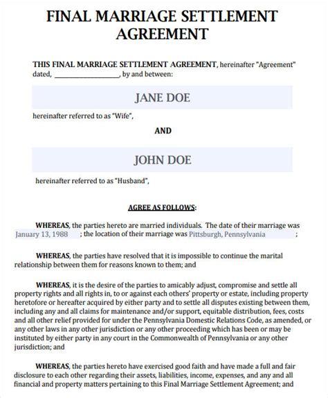 agreement form samples word   premium