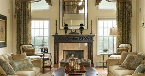 large window treatment ideas crafted simplicity rustic