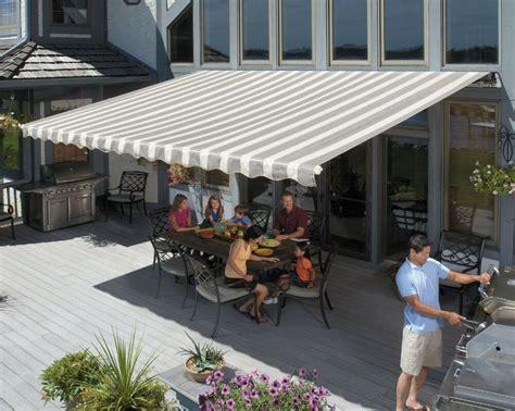 sunsetter motorized xl retractable awning  sunsetter awnings ebay