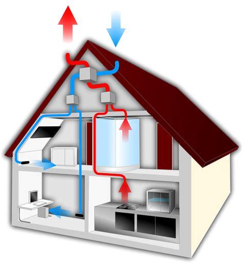 ventilation chambre rekuperacja i rekuperator podstawowe informacje house